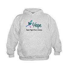 Thyroid Cancer Hope Hoodie
