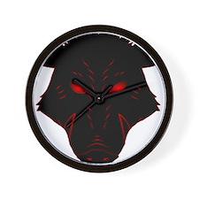 Razorback Logo Wall Clock