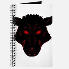 Razorback Logo Journal