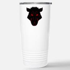 Razorback Logo Stainless Steel Travel Mug