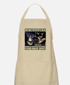 anti Nancy Pelosi BBQ Apron