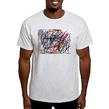 Amarion Pugh Ash Grey T-Shirt
