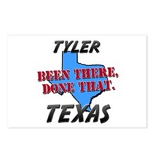 tyler texas - been there, done that Postcards (Pac