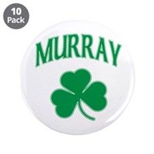"Murray Irish 3.5"" Button (10 pack)"