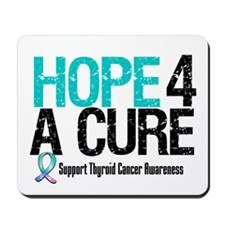 Thyroid Cancer Hope Cure Mousepad