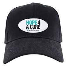 Thyroid Cancer Hope Cure Baseball Hat