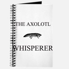 The Axolotl Whisperer Journal