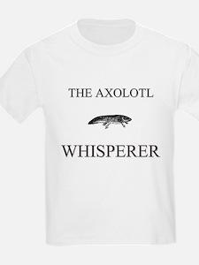 The Axolotl Whisperer T-Shirt