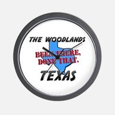 the woodlands texas - been there, done that Wall C