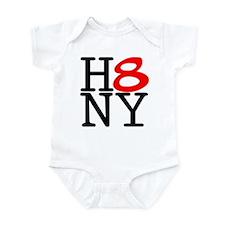 I Hate NY Infant Bodysuit