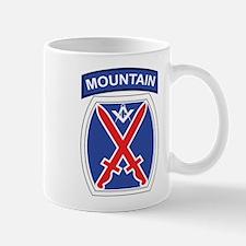 10th mountain division Mason Mug