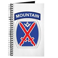 10th mountain division Mason Journal