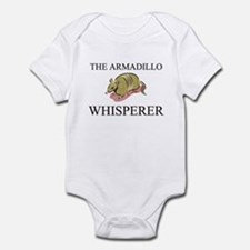 The Armadillo Whisperer Infant Bodysuit