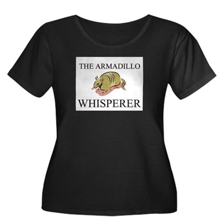 The Armadillo Whisperer Women's Plus Size Scoop Ne