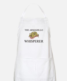 The Armadillo Whisperer BBQ Apron