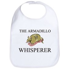 The Armadillo Whisperer Bib