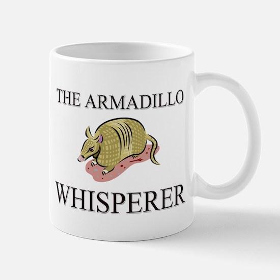 The Armadillo Whisperer Mug