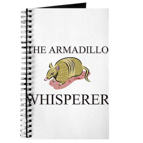 The Armadillo Whisperer Journal