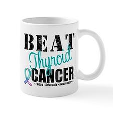Beat Thyroid Cancer Mug