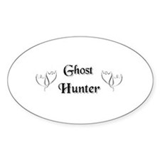 Ghost Hunter Stickers