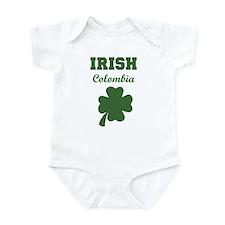 Irish Colombia Onesie