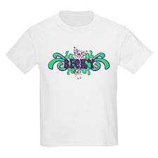 Becky's Butterfly Name Kids T-Shirt
