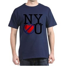 NY Don't Love You T-Shirt