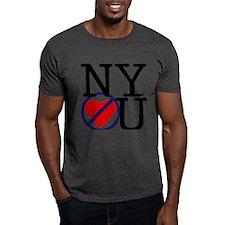 NY Don't Love You T-Shirt