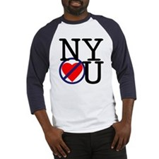 NY Don't Love You Baseball Jersey