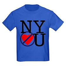 NY Don't Love You T