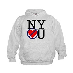 NY Don't Love You Hoodie