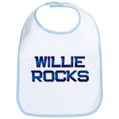 willie rocks Bib