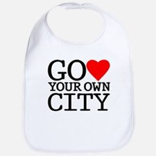 Your Own City Bib