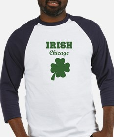 Irish Chicago Baseball Jersey