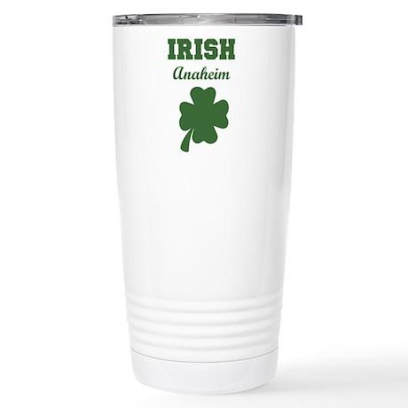 Irish Anaheim Stainless Steel Travel Mug