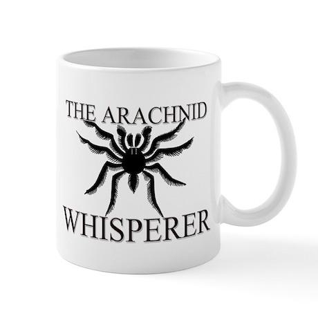 The Arachnid Whisperer Mug