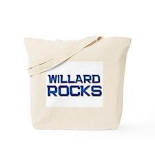 willard rocks Tote Bag
