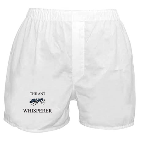 The Ant Whisperer Boxer Shorts