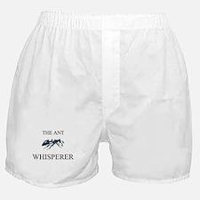 The Ant Whisperer Boxer Shorts