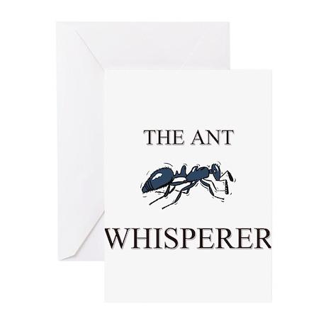 The Ant Whisperer Greeting Cards (Pk of 10)