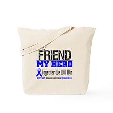 ColonCancerHero Friend Tote Bag