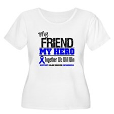 ColonCancerHero Friend T-Shirt