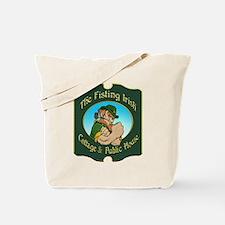 Fisting Irish Tote Bag