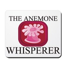 The Anemone Whisperer Mousepad