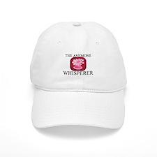 The Anemone Whisperer Baseball Cap