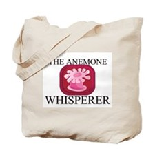 The Anemone Whisperer Tote Bag