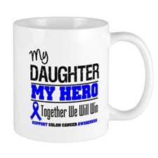 ColonCancerHero Daughter Mug
