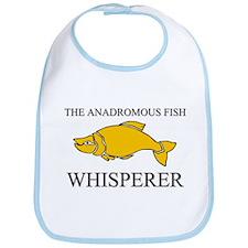 The Anadromous Fish Whisperer Bib