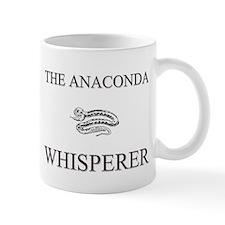 The Anaconda Whisperer Mug
