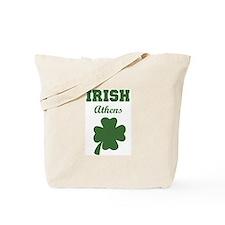 Irish Athens Tote Bag